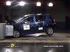 Dacia Sandero Crash Test Ncap