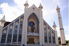 Wali Kota Resmikan Gereja Katolik Stasi St Paulus Pasar