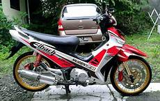 Modif Shogun Sp by Modifikasi Shogun Sp 125 Gambar Modif Motor Suzuki