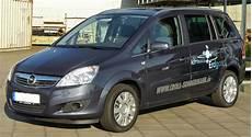 File Opel Zafira B Facelift Erdgas Front Jpg Wikimedia