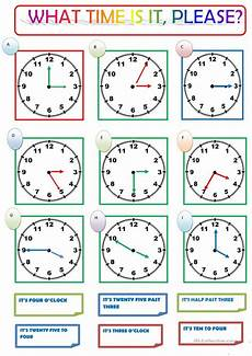 the time worksheets esl 3816 92 free esl what time is it worksheets