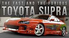 fast and furious forza 5 fast furious car build supra