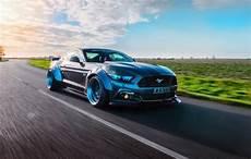 Liberty Walk Mustang Wallpaper