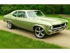 1968 Chevrolet Nova For Sale On ClassicCarscom  11 Available