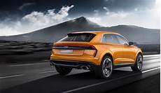 2017 Geneva Motor Show Audi Q8 Sport Concept