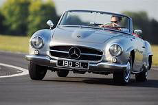 1956 mercedes 190 sl 60 years of the mercedes sl auto