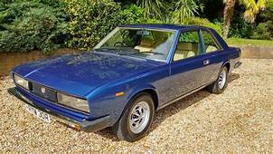 1977 Fiat 130 Coupe For Sale In London  24995 GPB LCA
