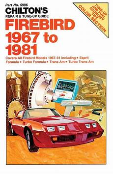 free online auto service manuals 1969 pontiac firebird seat position control 1967 1981 all makes all models parts l582 chilton s 67 81 firebird