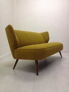 vintage 1950s mid century sofa retro 60s 70s deco wool cocktail in 2019 retro