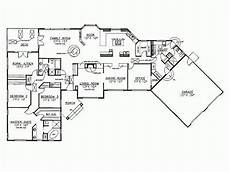 executive bungalow house plans luxury 5 bedroom bungalow house plans new home plans design