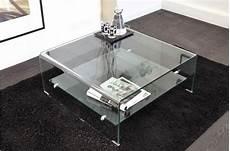 Table Basse Carr 233 E En Verre Transparent Otta Table Basse