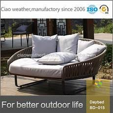 Outdoor Möbel Sale - hei 223 er verkauf poly rattan outdoor tagesbett sofa lounge