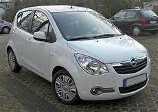 Opel Agila 2009 - file opel agila front jpg wikimedia commons