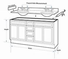 Dimensions Of Bathroom Vanity by Vanity Tops Buying Guide Hayneedle