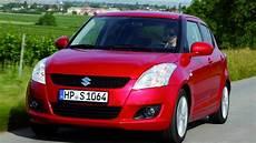 Gebrauchtwagen Check Suzuki Kleinwagen Mit Nettem