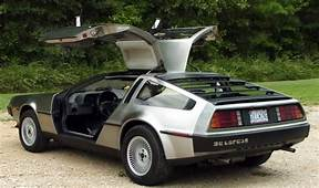 DeLorean DMC 12  Wikipedia La Enciclopedia Libre
