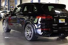 Porsche Cayenne 22 Wheels