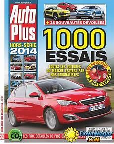 Auto Plus Hors S 233 Rie 1000 Essais 2014 No 25