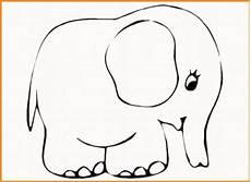 Malvorlage Elefant Zum Ausdrucken Elefant Ausmalen Malvorlage Rooms Project