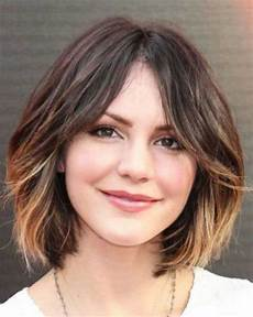 25 short bobs for round faces bob hairstyles 2018