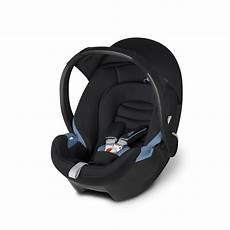 babyskydd cbx by cybex aton svart litenleker