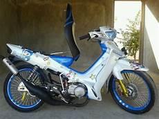 Modifikasi Poswan by Modifikasi Yamaha Fiz R Keren Berbagai Style Go Goblog