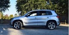 2016 Volkswagen Tiguan R Line 4motion Road Test Review