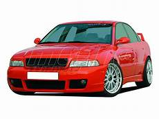 audi a4 b5 rs4 style front bumper