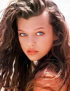 Milla Jovovich Models And