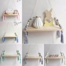 Holz Deko Kinderzimmer - holz quaste wandboard wandregal steckboard regalbrett