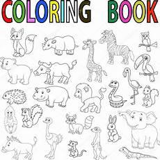 animals of mexico coloring pages 17091 libro para colorear animales salvajes dibujos animados archivo im 225 genes vectoriales 169 tigatelu