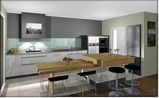 Ilot Central Table Hauteur Plan De Travail Ou Table 74cm