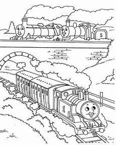 malvorlage zug lokomotive