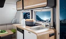 Knaus Travelino Revolution Fortschrittliche Caravan