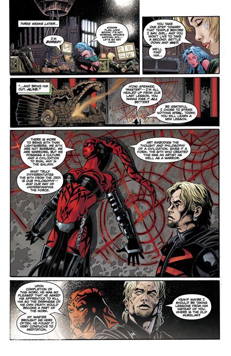 Darth Talon And Cade Skywalker