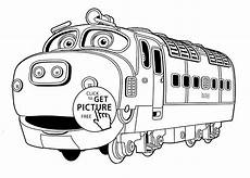 chuggington coloring pages brewster for printable free