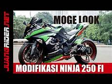 Modifikasi 250 Fi Minimalis by Modifikasi 250 Fi