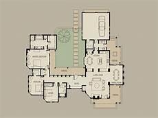 courtyard floor plans small hacienda house plans hacienda style house plans with