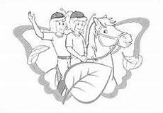 30 best bibi und tina malvorlagen images sketches