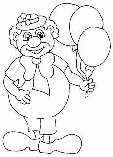 Window Color Malvorlagen Clowns Coloriage Le Cirque Fensterbilder Malvorlagen Und