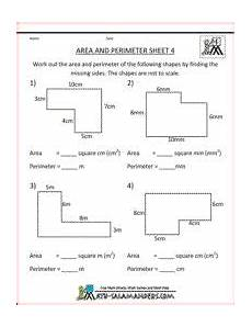 area and perimeter on pinterest area and perimeter word problems and anchor charts