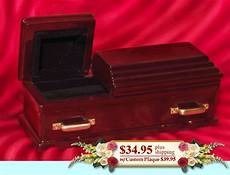 wedding ring coffin details