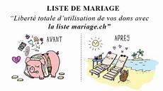 liste de cadeaux de mariage mariage ch la liste de mariage personnalisable votre