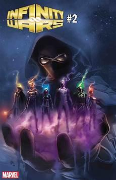 marvel infinity war 2 marvel reveals the new wielders of the infinity stones in