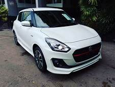2018 Maruti Swift RS India Debut At Auto Expo Spotted