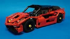Lego Technic Motorized Sports Car