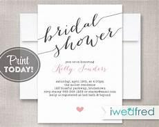 bridal shower invitation bridal shower invitation