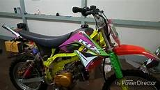 F1zr Modif Trail by Modif F1zr Trail Part 3 Cara Memasang Usd Klx Ke F1zr