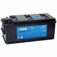 Exide Lkw Batterie Heavy Professional Eg1705 170ah