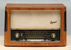poste de radio vintage quot opus quot radio by telefunken 1950s radio s in 2019
